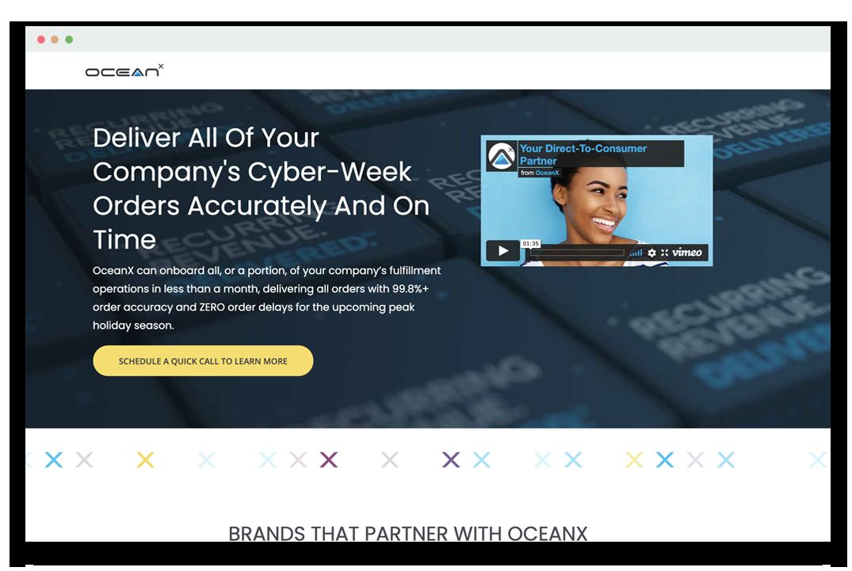 oceanx-website-screenshot